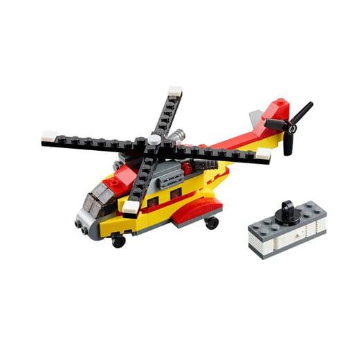 Конструктор Lego Creator Лего Криэйтор Грузовой вертолет