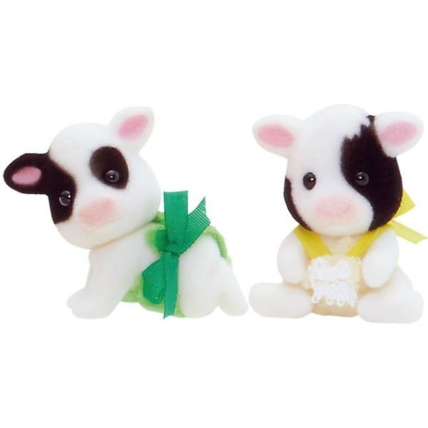 Купить Игровой набор Sylvanian Families Телята-двойняшки в интернет магазине игрушек и детских товаров