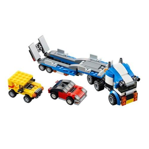 Конструктор Lego Creator Лего Криэйтор Автотранспортер