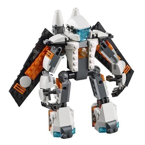 Купить Конструктор Lego Creator Лего Криэйтор Летающий робот в интернет магазине игрушек и детских товаров