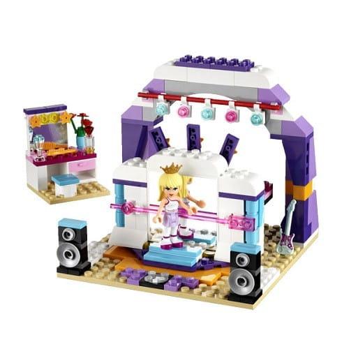 Купить Конструктор Lego Friends Лего Подружки Генеральная репетиция в интернет магазине игрушек и детских товаров