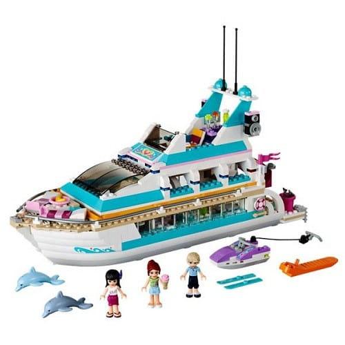 Купить Конструктор Lego Friends Лего Подружки Круизный лайнер в интернет магазине игрушек и детских товаров