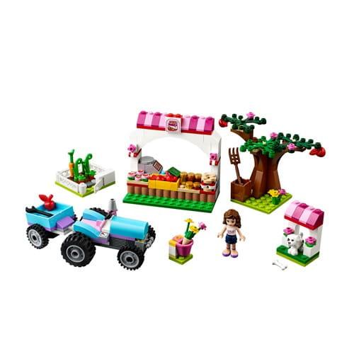 Купить Конструктор Lego Friends Лего Подружки Сбор урожая в интернет магазине игрушек и детских товаров