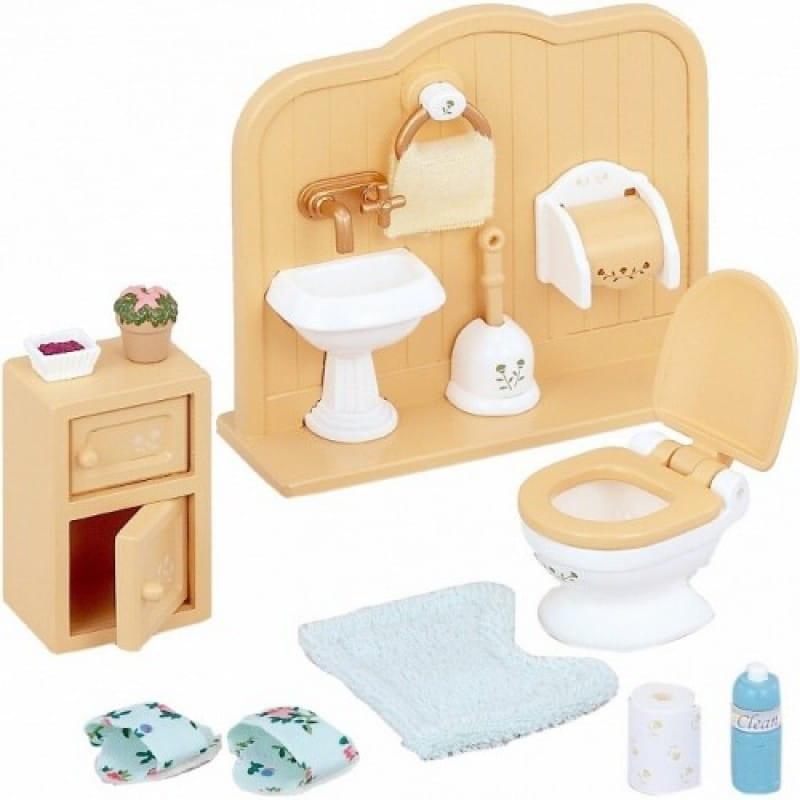 Игровой набор Sylvanian Families 3563 Туалетная комната
