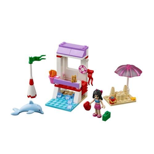 Купить Конструктор Lego Friends Лего Подружки Спасательная станция Эммы в интернет магазине игрушек и детских товаров
