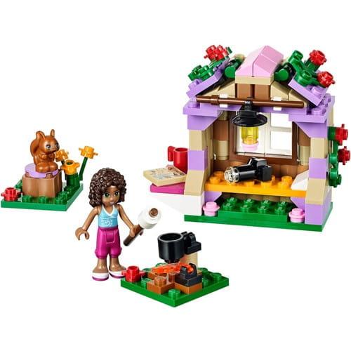 Купить Конструктор Lego Friends Лего Подружки Домик Андреа в горах в интернет магазине игрушек и детских товаров