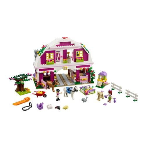 Купить Конструктор Lego Friends Лего Подружки Ранчо Саншайн в интернет магазине игрушек и детских товаров