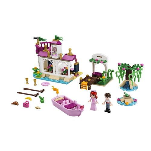 Купить Конструктор Lego Disney Princesses Лего Принцессы Дисней Волшебный поцелуй Ариэль в интернет магазине игрушек и детских товаров