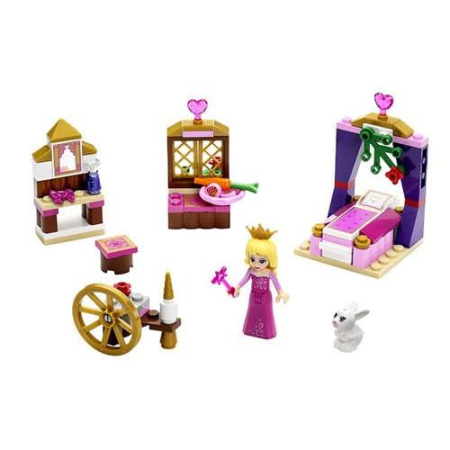 Купить Конструктор Lego Disney Princesses Лего Принцессы Дисней Спальня Спящей красавицы в интернет магазине игрушек и детских товаров
