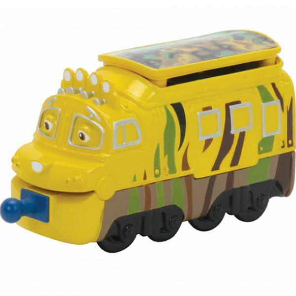 Металлический паровозик Chuggington LC54010 Die-Cast Мтамбо