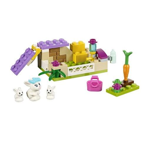 Купить Конструктор Lego Friends Лего Подружки Зайчата в интернет магазине игрушек и детских товаров