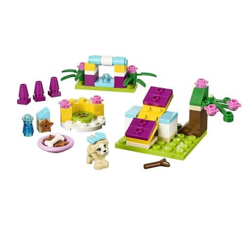 Купить Конструктор Lego Friends Лего Подружки Щенок в интернет магазине игрушек и детских товаров