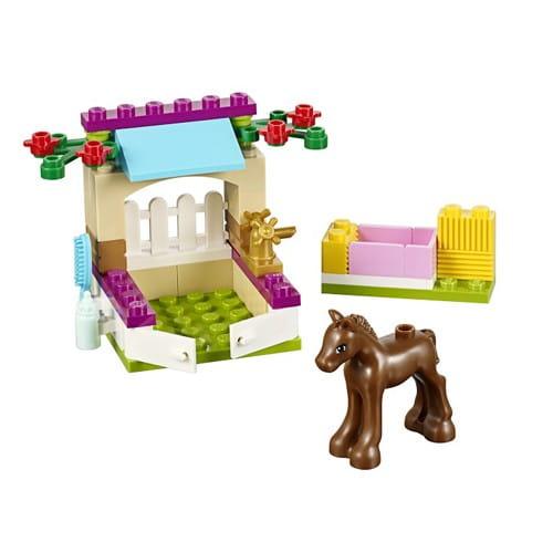 Купить Конструктор Lego Friends Лего Подружки Жеребенок в интернет магазине игрушек и детских товаров