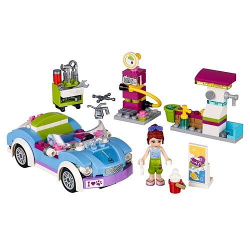 Купить Конструктор Lego Friends Лего Подружки Кабриолет Мии в интернет магазине игрушек и детских товаров