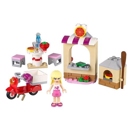 Купить Конструктор Lego Friends Лего Подружки Пиццерия Стефани в интернет магазине игрушек и детских товаров