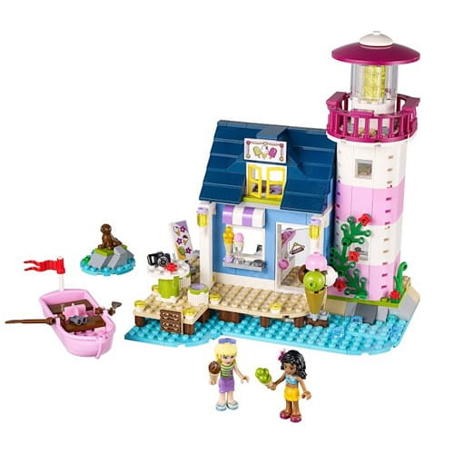 Конструктор Lego Friends Лего Подружки Маяк