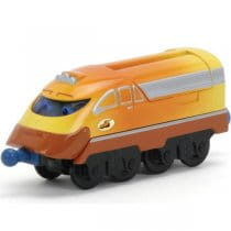 Металлический паровозик Chuggington Die-Cast Чаггер-суперпоезд