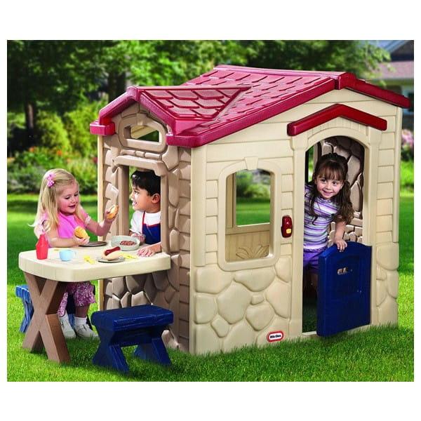 Купить Игровой домик Little Tikes Пикник 2 в интернет магазине игрушек и детских товаров