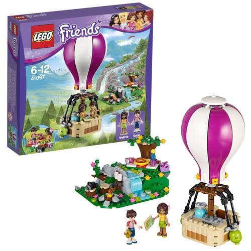 Купить Конструктор Lego Friends Лего Подружки Воздушный шар в интернет магазине игрушек и детских товаров