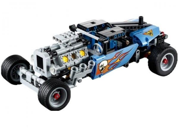 Купить Конструктор Lego Technic Лего Техник Гоночный автомобиль в интернет магазине игрушек и детских товаров
