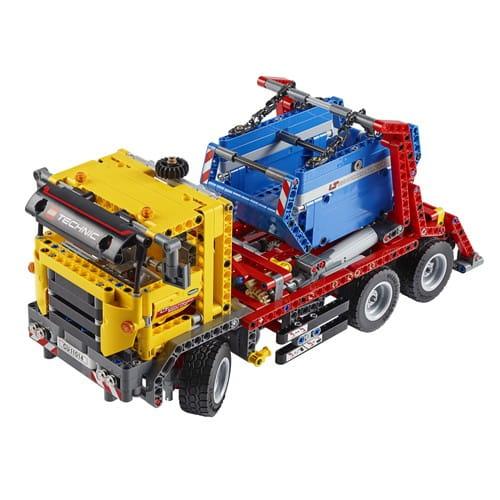 Купить Конструктор Lego Technic Лего Техник Контейнеровоз в интернет магазине игрушек и детских товаров