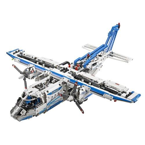 Купить Конструктор Lego Technic Лего Техник Грузовой самолет в интернет магазине игрушек и детских товаров