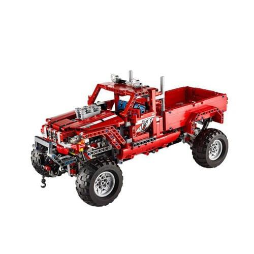 Купить Конструктор Lego Technic Лего Техник Тюнингованный пикап в интернет магазине игрушек и детских товаров