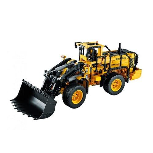 Купить Конструктор Lego Technic Лего Техник Автопогрузчик Volvo L350F (с дистанционным управлением) в интернет магазине игрушек и детских товаров