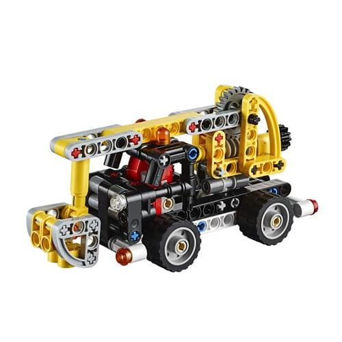 Купить Конструктор Lego Technic Лего Техник Ремонтный автокран в интернет магазине игрушек и детских товаров