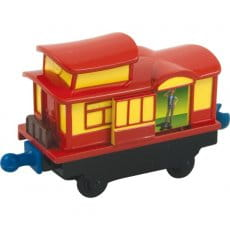 Фото Паровозик Chuggington Die-Cast Вагончик Эдди