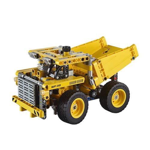 Купить Конструктор Lego Technic Лего Техник Карьерный грузовик в интернет магазине игрушек и детских товаров