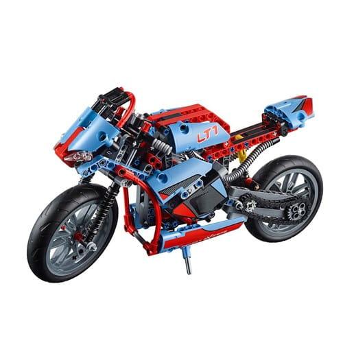 Купить Конструктор Lego Technic Лего Техник Спортбайк в интернет магазине игрушек и детских товаров