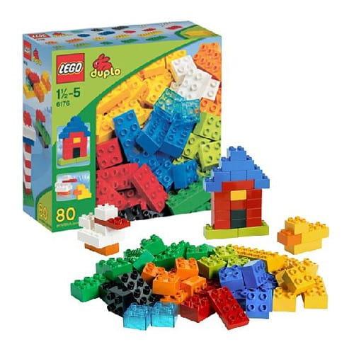 Купить Конструктор Lego Duplo Лего Дупло Основные элементы в интернет магазине игрушек и детских товаров