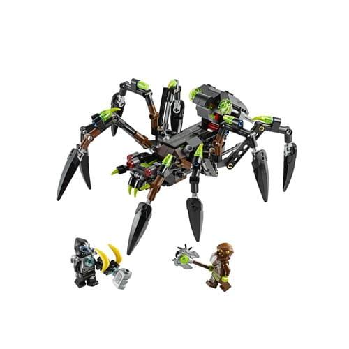 Купить Конструктор Lego Legends of Chima Лего Легенды Чимы Паучий охотник Спарратуса в интернет магазине игрушек и детских товаров