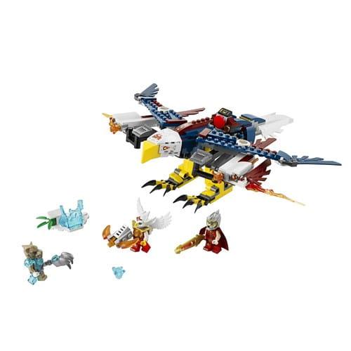 Конструктор Lego Legends of Chima Лего Легенды Чимы Огненный истребитель Орлицы Эрис