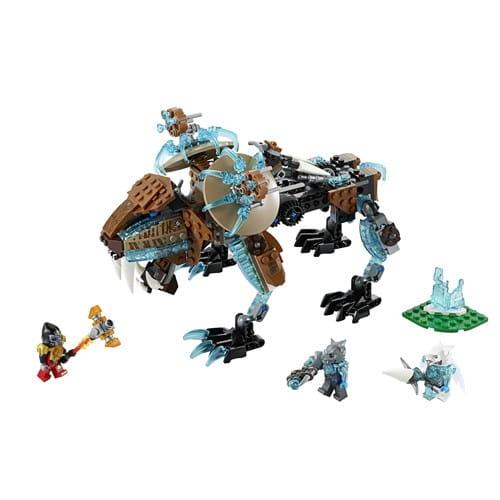 Купить Конструктор Lego Legends of Chima Лего Легенды Чимы Саблезубый шагающий робот Сэра Фангара в интернет магазине игрушек и детских товаров