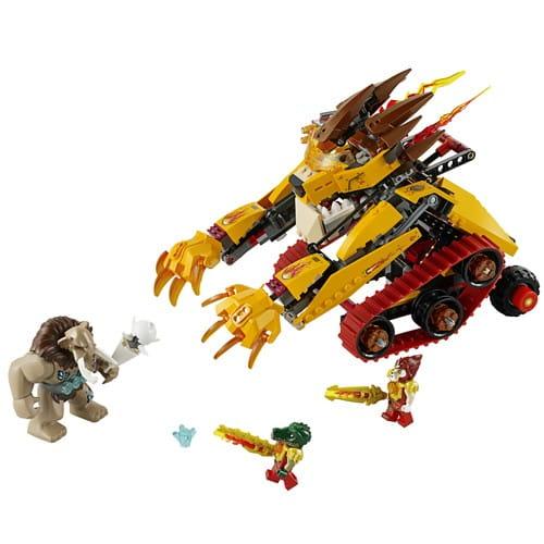 Купить Конструктор Lego Legends of Chima Лего Легенды Чимы Огненный Лев Лавала в интернет магазине игрушек и детских товаров