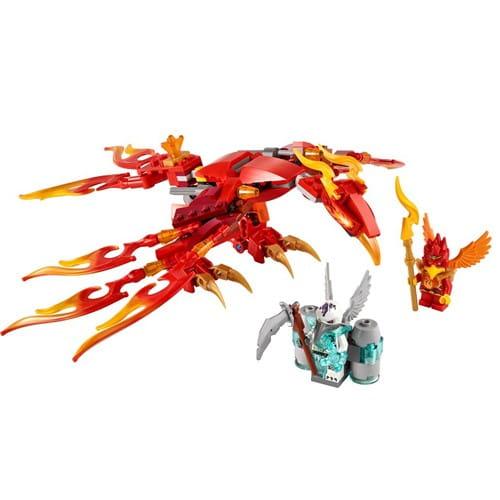 Купить Конструктор Lego Legends of Chima Лего Легенды Чимы Непобедимый феникс Флинкса в интернет магазине игрушек и детских товаров