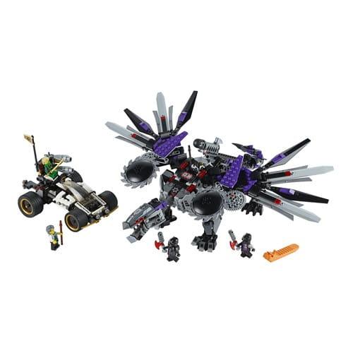 Купить Конструктор Lego Ninjago Лего Ниндзяго Дракон-ниндроид в интернет магазине игрушек и детских товаров