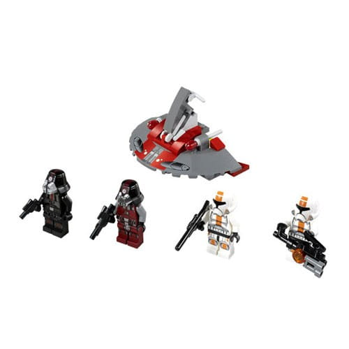 Купить Конструктор Lego Star Wars Лего Звездные Войны Солдаты Республики против воинов Ситхов в интернет магазине игрушек и детских товаров