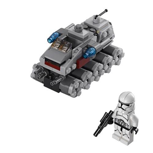 Купить Конструктор Lego Star Wars Лего Звездные войны Турбо танк клонов в интернет магазине игрушек и детских товаров