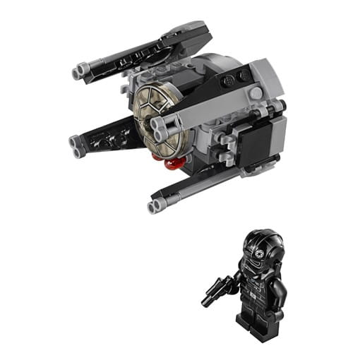 Купить Конструктор Lego Star Wars Лего Звездные войны Перехватчик TIE в интернет магазине игрушек и детских товаров