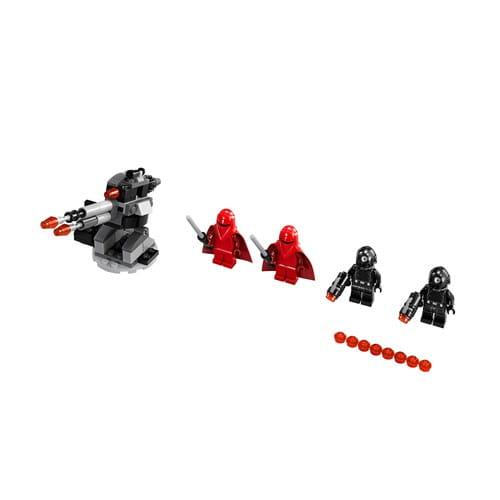 Купить Конструктор Lego Star Wars Лего Звездные войны Воины Звезды Смерти в интернет магазине игрушек и детских товаров