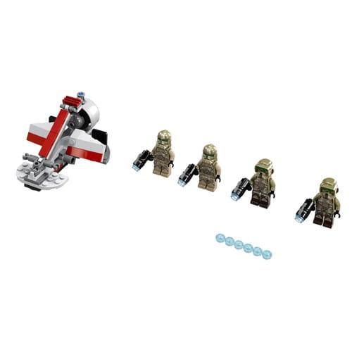 Купить Конструктор Lego Star Wars Лего Звездные войны Воины Кашиик в интернет магазине игрушек и детских товаров