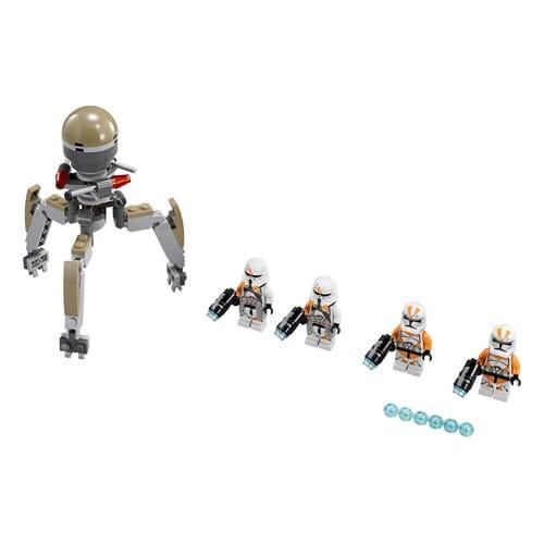 Купить Конструктор Lego Star Wars Лего Звездные войны Воины Утапау в интернет магазине игрушек и детских товаров