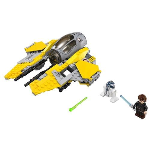 Купить Конструктор Lego Star Wars Лего Звездные войны Перехватчик Джедаев в интернет магазине игрушек и детских товаров