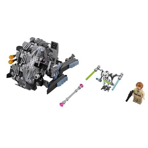 Купить Конструктор Lego Star Wars Лего Звездные войны Машина генерала Гривуса в интернет магазине игрушек и детских товаров