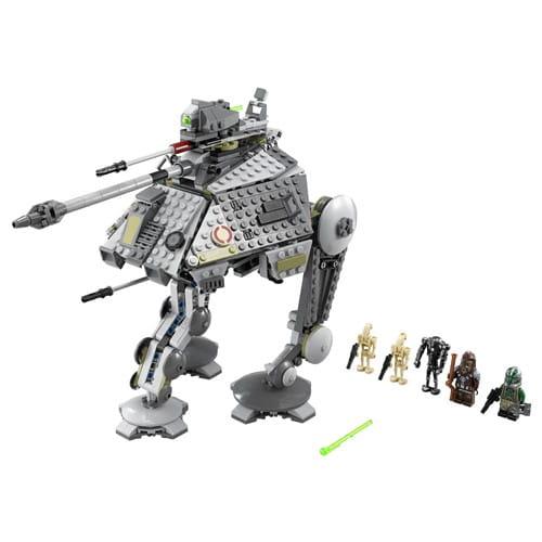 Купить Конструктор Lego Star Wars Лего Звездные войны Шагающий танк AT-AP в интернет магазине игрушек и детских товаров