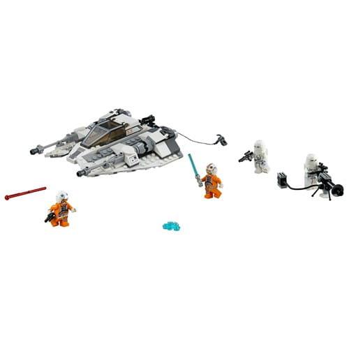 Купить Конструктор Lego Star Wars Лего Звездные войны Снеговой спидер в интернет магазине игрушек и детских товаров