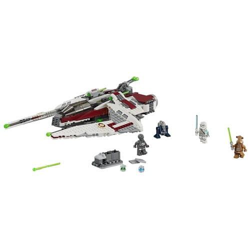 Купить Конструктор Lego Star Wars Лего Звездные войны Разведывательный истребитель Джедаев в интернет магазине игрушек и детских товаров